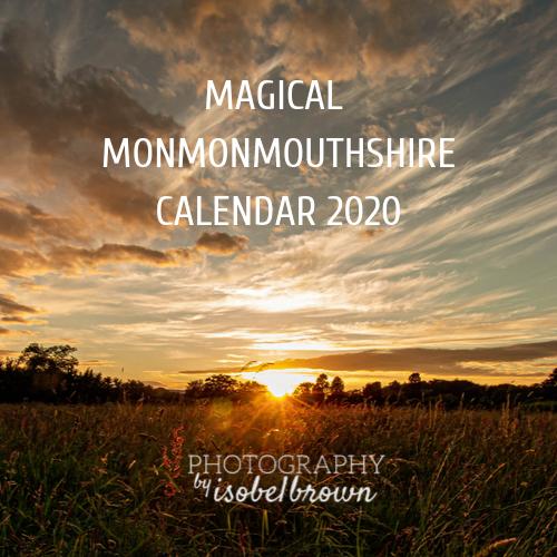 Magical Monmouthshire Calendar