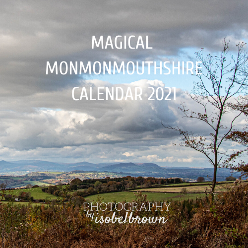 Magical Monmouthshire Calendar Product Image